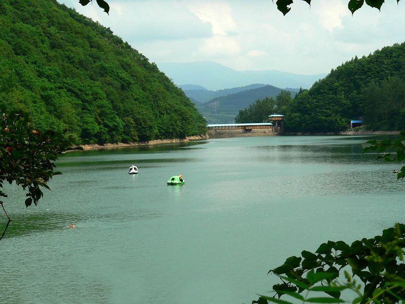 临安青山湖风景区